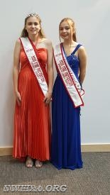 Taylor Blizzard - Miss  Kerrigan Spenner - Miss Runner Up Photo courtesy of the CCVESA