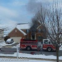 Photo courtesy of the Westminster Fire Department